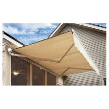 Awnings In A Box Castlecreek Retractable Awning 234396 Awnings U0026 Shades At