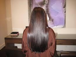 long same length hair long hair with one length rene lee