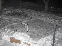 husker mike u0027s blasphemy the backyard ice rink project part 1