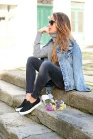 casual ideas with slip on shoes u2013 just trendy girls