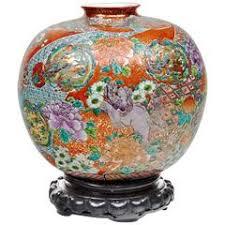 Japanese Kutani Vases Late 19th Century Pair Japanese Kutani Vases For Sale At 1stdibs