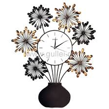 Decorative Metal Wall Clocks Home Accessory Gullei Com Huge Wall Clocks Large Metal Wall