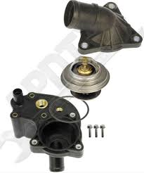 Ford Explorer Water Pump - amazon com apdty 013315 thermostat with upper u0026 lower water