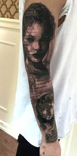 the 25 best portrait tattoo sleeve ideas on pinterest arm