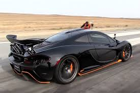 mclaren supercar p1 watch a mclaren p1 drag race its mclaren 650s sibling