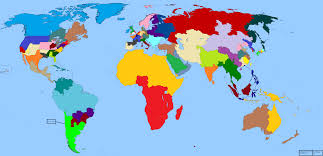 Istanbul World Map by The World Divided Into Regions With A Gdp Of 1 Trillion Dollars