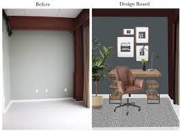 modern industrial studio office design tuft u0026 trim