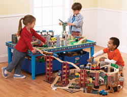 thomas train set wooden table thomas wooden railway looks like a runaway train table and floor