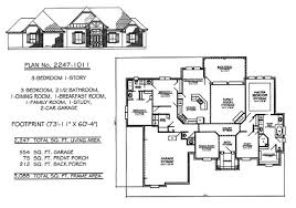 3 bedroom 2 bath house house floor plans 3 bedroom 2 bath 2 story