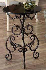 home decorators furniture wrought iron side table side tables living room furniture