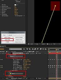 si鑒e des ノmotions how to attach a mask point to a layer in after effects fxfx