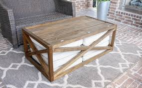 bench garden storage bench wonderful outdoor bench diy this diy