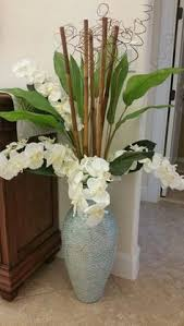 Flower Arrangements For Tall Vases Cherry Blossom Silk Flower Stem Tall Vases Cherry Blossoms And