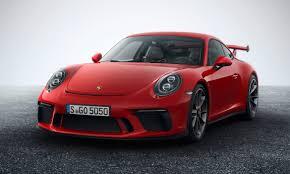 porsche red interior 2018 porsche 911 gt3 specs exterior interior release date and