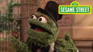 sesame street thanksgiving big bird oscar the grouch leads the worst trashgiving day parade ever on