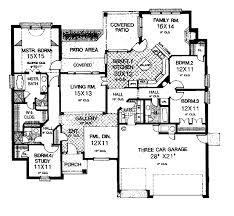european style house plan 4 beds 3 baths 2253 sq ft plan 310
