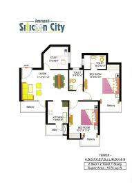 Amrapali Silicon City Floor Plan Silicon City By Amrapali Group Luxury Residential Apartments At