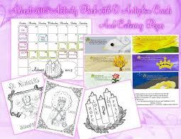 life love u0026 sacred art 2015 free advent activity collection