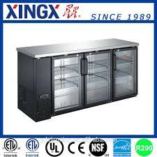 glass door commercial refrigerator list manufacturers of 3 door bar refrigerator buy 3 door bar