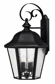 williamsburg style outdoor lighting black edgewater exterior wall mount