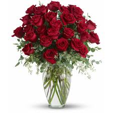 Long Stem Flowers Forever Beloved 30 Long Stemmed Roses By Teleflora In Minot Nd