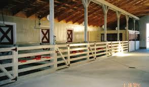 10 Stall Horse Barn Plans Vaframe