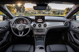mercedes inside mercedes gla 2017 facelift merc gets the mascara out by car magazine