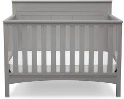 Gray Convertible Cribs by Delta Children Fancy 4 In 1 Convertible Crib U0026 Reviews Wayfair