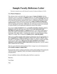 samples and tips to create generic letter of recommendation format