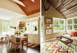 Ceiling Wallpaper by We Might Own The Smallest House In The Hamptons Curbed