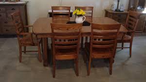 capri dining set u2013 wheatstate wood design
