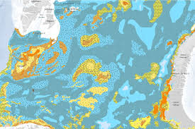 Surface Map Barentsportal Marine Surface Sediments In The Barents Sea