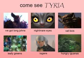 Guild Wars 2 Meme - logan gw2 tumblr