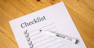 checklist before buying an apartment muthoot real estate