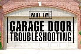 Overhead Garage Door Opener Manual by Garage Door Opener Troubleshooting Nask Door