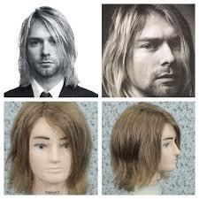 how can i get my hair ut like tina feys kurt cobain haircut tutorial celebs pinterest haircuts and