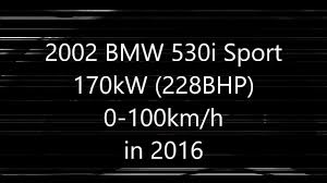 bmw e39 530i sport 0 100 0 60 pull youtube