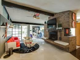 disney retro futuristic decor meet in this time warp of a home