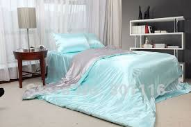 Unique Bed Comforter Sets Light Blue Comforter Sets New Silk Bedding Quilt Duvet Cover