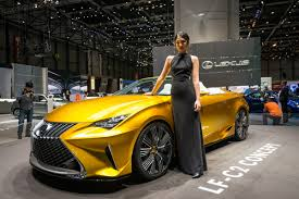 lexus lf lc engine live lexus at the 2015 geneva motor show lexus