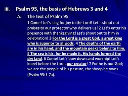near to the of god a study of the book of hebrews lesson 8