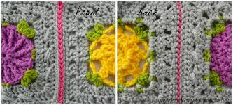 how to join crochet squares completely flat zipper method joining crochet squares part 3 5 different ways to join crochet