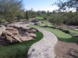 how to install a putting green in your backyard from southwest