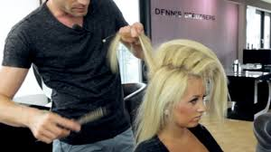Hochsteckfrisuren Zum Selber Machen by Hair Tutorial Hochsteckfrisur Selber Machen Haare Stylen Mit