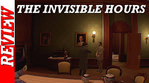 the invisible hours psvr review youtube