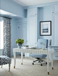 feng shui home office paint colors pantone airy blue blue wall
