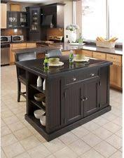 Kitchen Island Tables With Stools Kitchen Island Granite Ebay