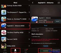 mod game asphalt 8 cho ios hướng dẫn cài xmodgame cho ios dành cho người mới