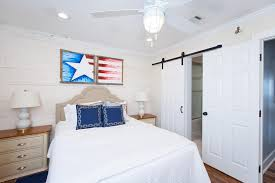 Decorate Guest Bedroom - classic navy and white americana guest bedroom beach flip hgtv
