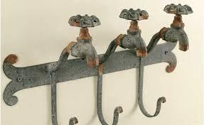 Faucet Or Spigot Wall Hooks Mounted Wall Hook Farmhouse Decor Utility Hooks